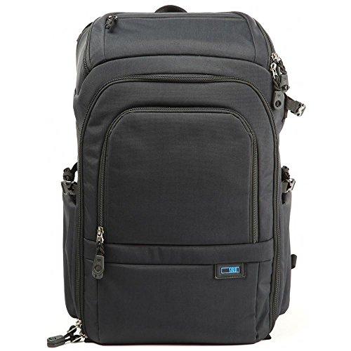 SIRUI UrbanPro 15 Profi Kamerarucksack (für SLR und weitere Objektive, 15 Zoll (38,1cm) Laptop, Zubehör, mit Schnellzugriff) schwarz