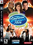 Karaoke Revolution: Presents American Idol Encore 2 with Microphone - Playstation 3