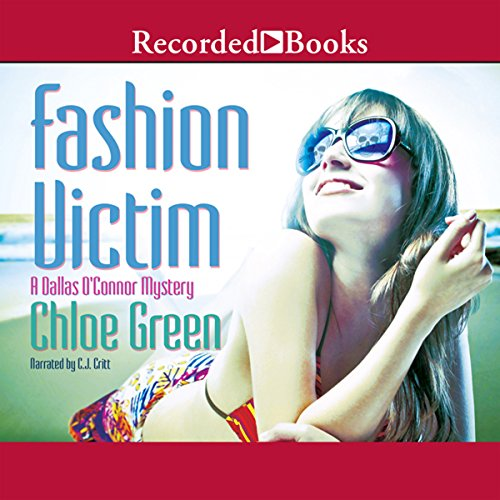 Fashion Victim audiobook cover art