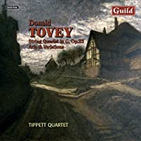 Music By Donald Francis Tovey (1875-1940)