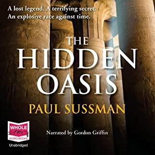 The Hidden Oasis cover art
