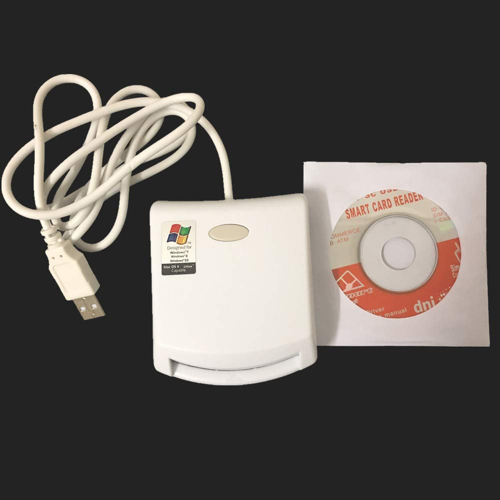 ISO7816 Reader Writer Programmer Contact