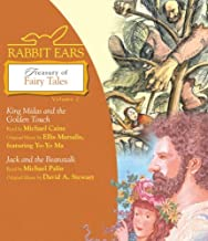 Rabbit Ears Treasury of Fairy Tales, Volume Two: King Midas and the Golden Touch; Jack and the Beanstalk