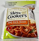 Slow Cooker Bbq Pork Roast Mix-3 Packages-2 Ounce