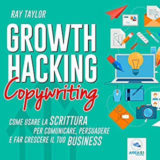 Growth Hacking Copywriting copertina