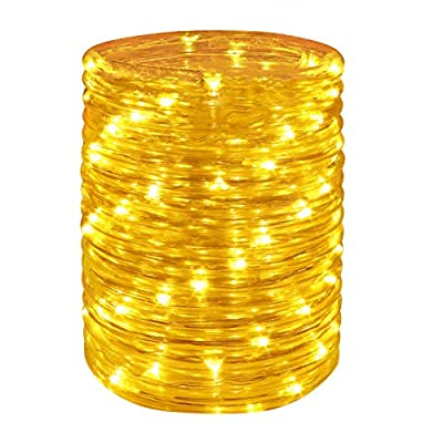 Wstan LED Rope Lights ,Amber Strip Light,12V In...