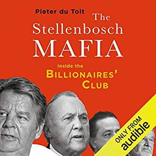The Stellenbosch Mafia audiobook cover art