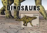 2014 Dinosaurs, Gigantspinosaurus, Collectible Souvenir Stamp, Mint Never Hinged