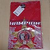 鹿島アントラーズ 2007 Jリーグ 優勝記念 Tシャツ Lサイズ