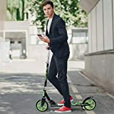<span class='highlight'><span class='highlight'>Birtech</span></span> Adult Scooter, Kick Scooter Foldable Lightweight Urban Sport Scooter with 3-Level Adjustable Handlebar for Adult Teen Ages 12 , 200mm Wheels & Carry Strap,Support 220lbs