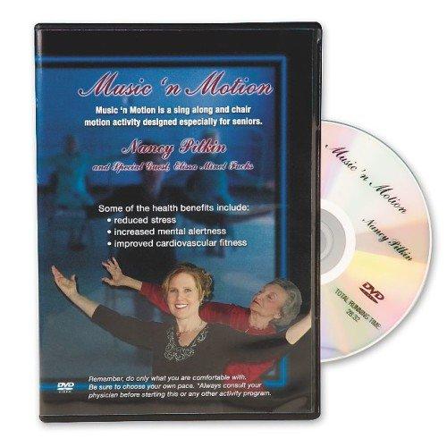 Music N' Motion Sing-Along DVD