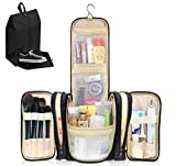 Toiletry Travel Bag For Women And Men, Large Waterproof Hanging Travel Toiletry Bag For Women Makeup And Toiletries, Includes Portable Nylon Travel Shoe Bags Storage Organizer With Zipper Set Of 2