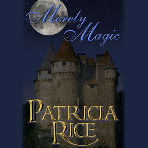 Merely Magic audiobook cover art