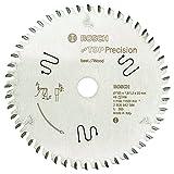 Lame de Scie Circulaire, 48 Dents, 20mm d'Alésage, 1.8mm Largeur de Coupe, 1.3mm Épaisseur du Corps, 165mm Diamètre