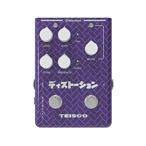 Teisco Electric Guitar Single Effect (TSC-01104)