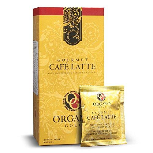 5 Box Organo Gold 100% Gourmet Superior New popularity Ganoderma Coffe Certified Organic
