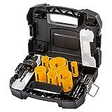 Dewalt DT83003-QZ DT83003-QZ-Juego de 11 Bi-metal para...