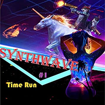 Synthwave Time Run