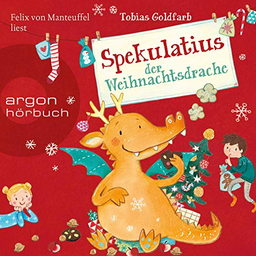 Spekulatius der Weihnachtsdrache cover art