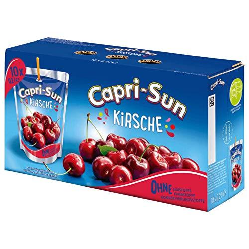 Capri Sun Kirsch Cherry - 10 x 200ml