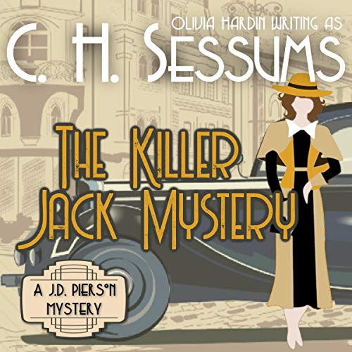 The Killer Jack Mystery Audiobook By C.H. Sessums cover art