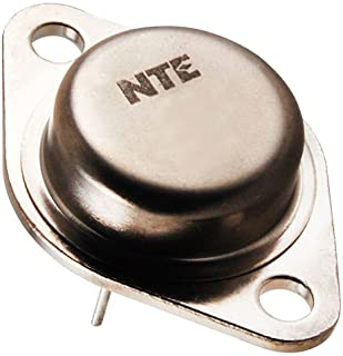 NTE Electronics MJ15003 Silicon NPN Transistor, High Power Audio Complementary to MJ15004, 140V, 20 Amp
