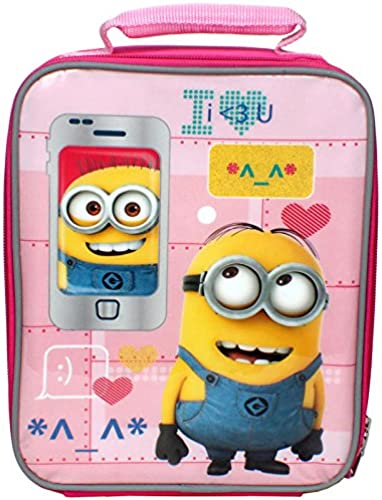 Despicable Me Minions Movie 9.5 inch Lunch Box - Call Me Maybe by Accessory Innovations
