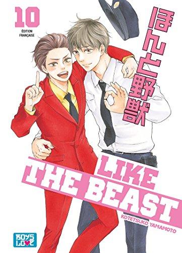Like The Beast - Tome 10 - Livre (Manga) - Yaoi