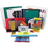Essential School Supply Kit for Middle School Students (Grade 6-8)
