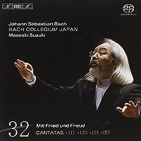 V 32: Cantatas Bwv 111 123 by J.S. BACH (2006-09-26)