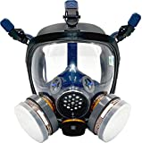 Best Gas Masks - UOPASD Organic Vapor Respirator full face gas mask Review