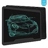 Richgv Tavoletta Grafica di Scrittura, 15 Pollici LCD Writing Tablet Elettronico Digitale ...