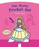 Prinzessinnen. Das Arena Prickel-Set