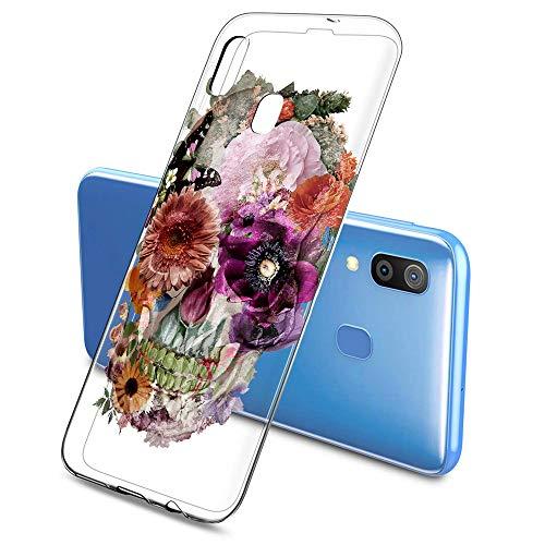 Oihxse Cristal Funda Compatible con Samsung Galaxy J5 2017/J530/J530 Pro Silicona Estuche...