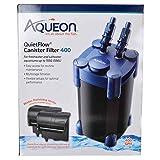 Aqueon QuietFlow 155/400 Canister Filter