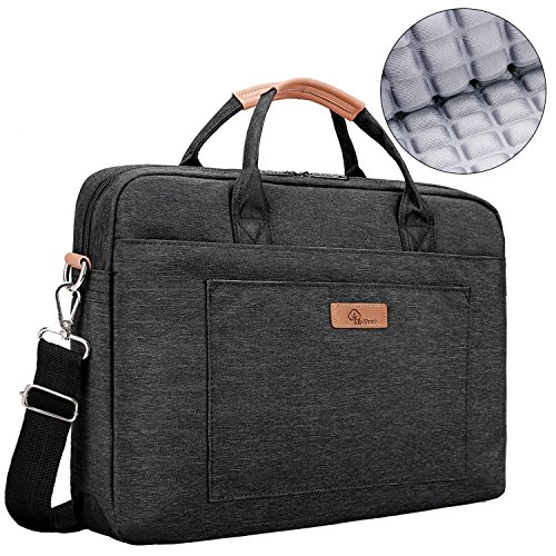 E-Tree 13.3 inch Laptop Sleeve 13 to 14 inch Shockproof Computer Shoulder Bag