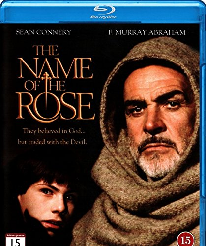 Der Name der Rose (The Name Of The Rose) [Blu-ray] (Import Scadinavian) (Region 2) (Langue française et sous-titres français)
