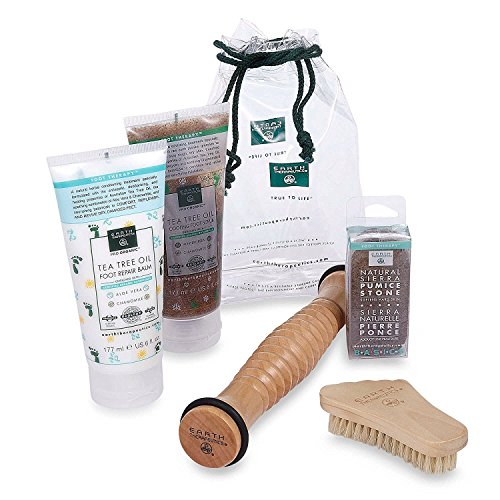 """Earth Therapeutics """"Sole Food"""" Foot Therapy Kit"""
