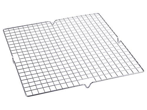 chg 3454-00 Kuchendraht XL, quadratisch EasyDo, Chrom