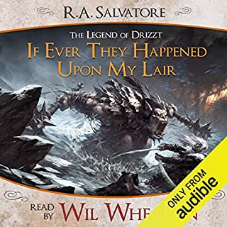 If Ever They Happened Upon My Lair audiobook cover art