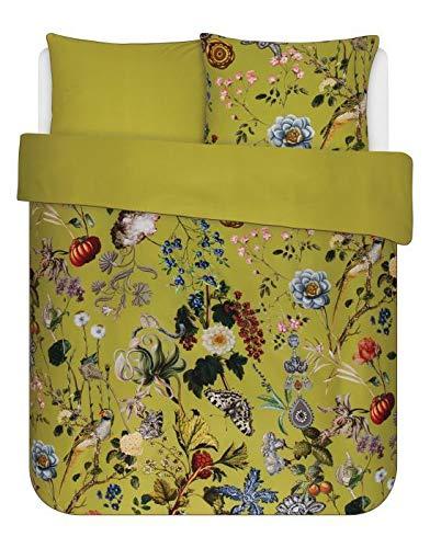 Essenza Bettwäsche Xess Duvet I Größe 200x200 2 80x80 cm I Farbe Golden Yellow