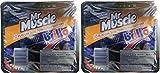 2 x Brillo Mr Muscle Multi Use Seife und Topfreiniger, 10 Stück