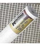WOLFPACK LINEA PROFESIONAL 1202105 Malla Revoco Blanca Rollo 50 MT. x 1metro / 5 x 5 mm