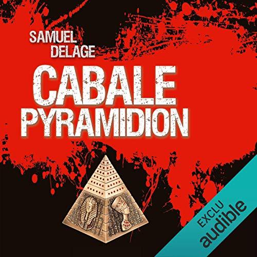 Page de couverture de Cabale pyramidion