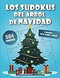Los sudokus del árbol de Navidad: Un regalo original para...