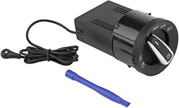 Módulo de sensor de luz de interruptor de control de lámpara de faro automático para Golf MK4 Passat B5