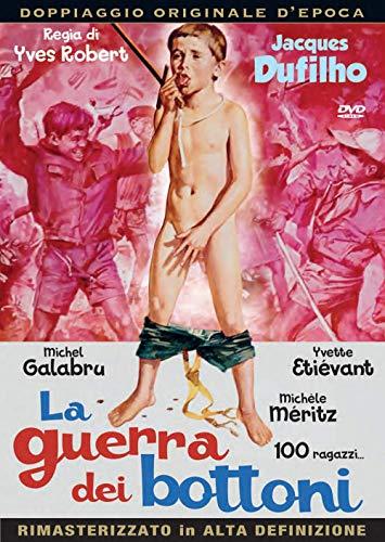 Dvd - Guerra Dei Bottoni (La) (1962) (1 DVD)