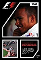 Official Review of 2008 Fia Formula One Champion [DVD] [Import]