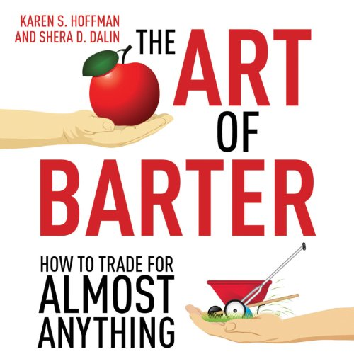 The Art of Barter audiobook cover art