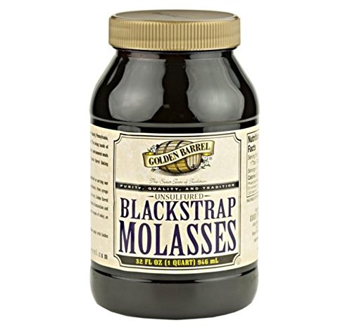 Golden Barrel Blackstrap Molasses - 32 fl. oz.